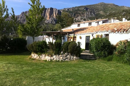 Andalusian house in the countryside - Alfarnatejo - Rumah
