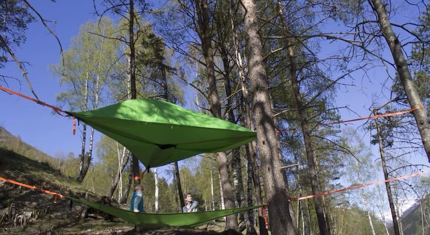 Valldal Camping - Valldalen - Палатка