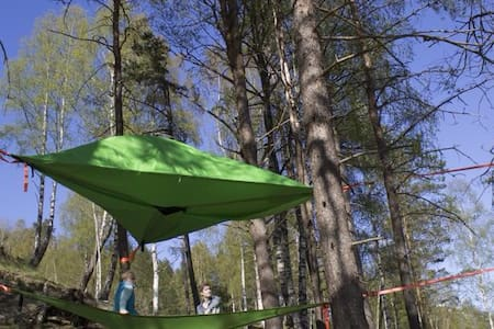 Valldal Camping - Tent