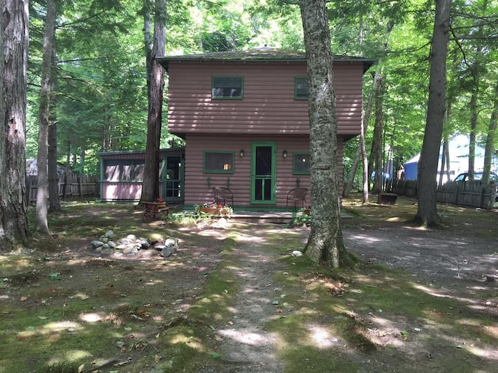 East Pond Cabin