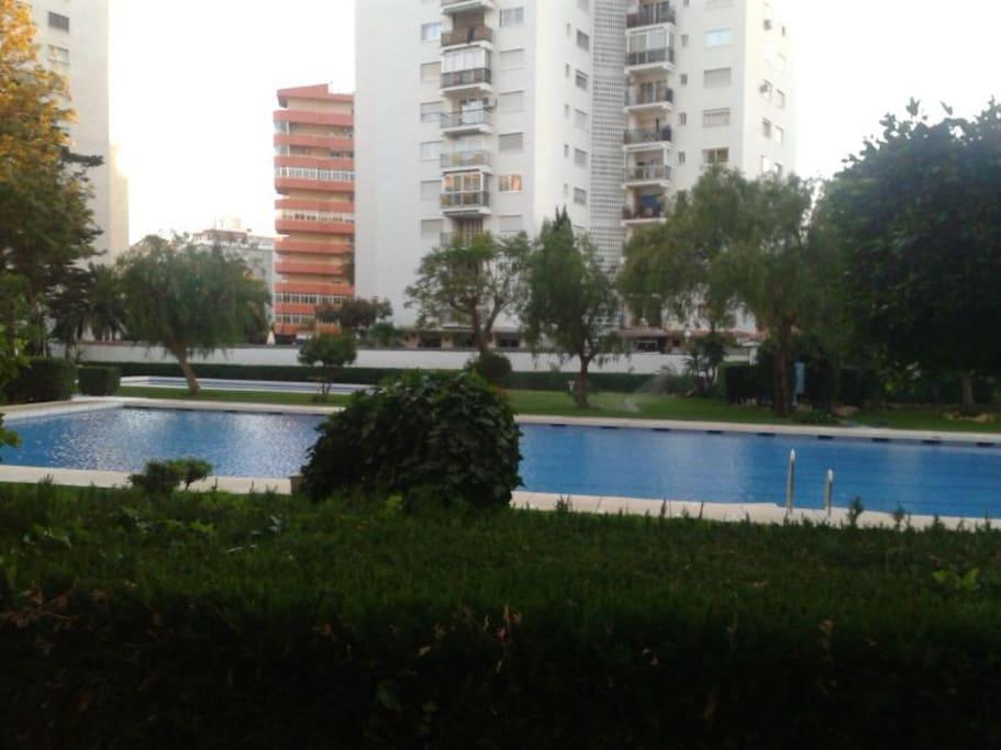Great swimming pools
