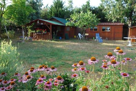 Cabane en bois - Mornay-sur-Allier - House - 2