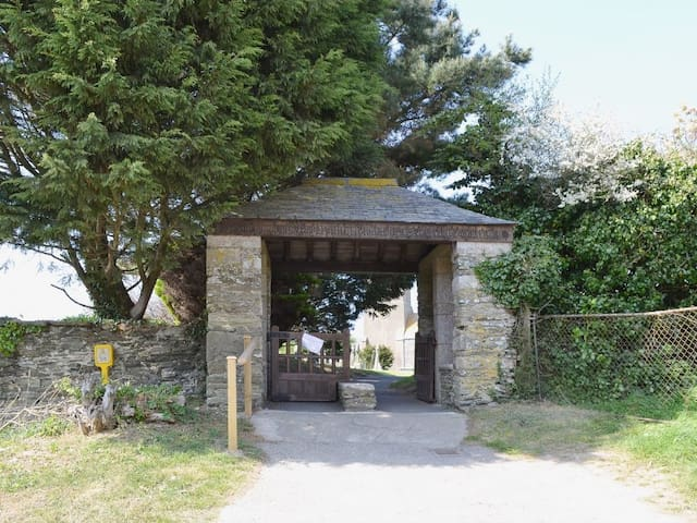 Lychgate Cottage - Crantock - Old Albion Inn