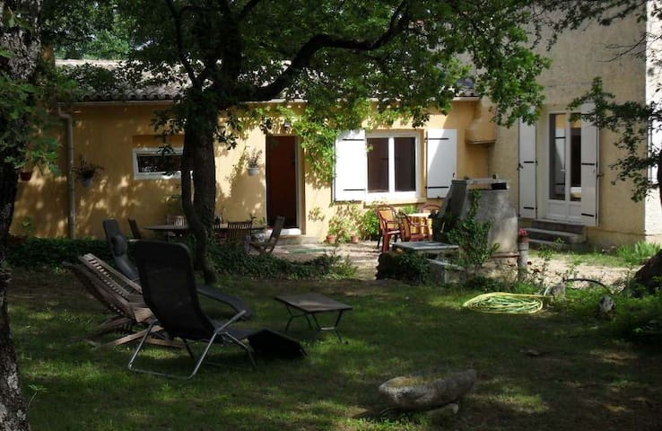 Chambres d'hôtes au calme
