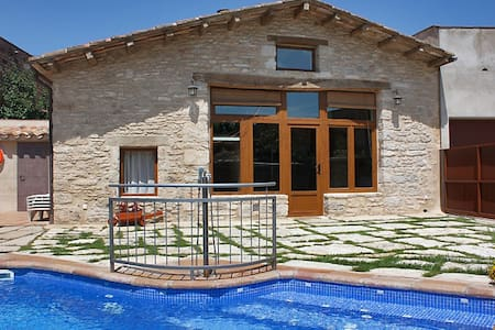 Charming villa with private pool - Mata