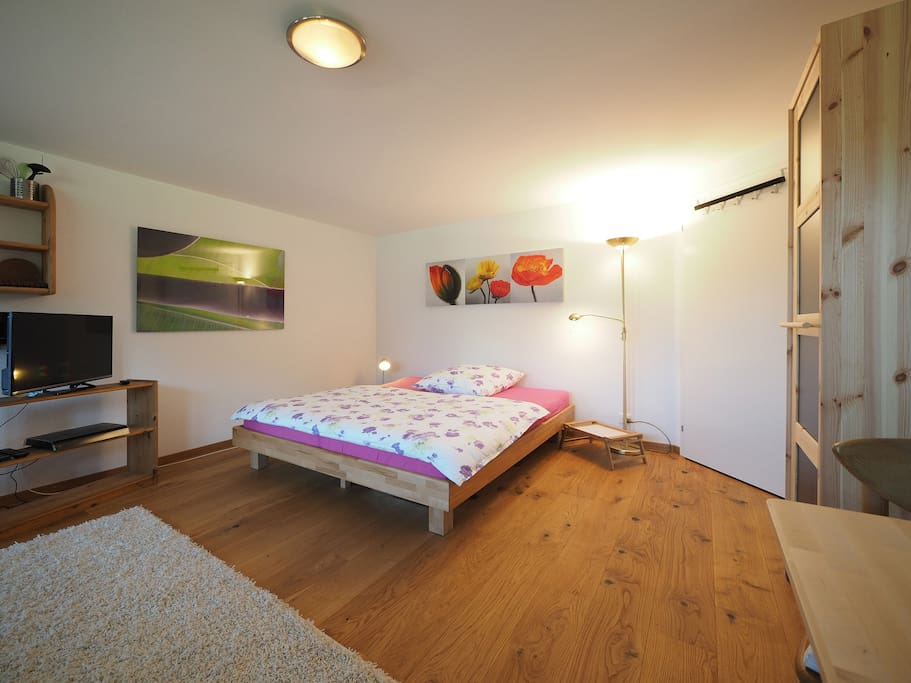Pensions auszeitzimmer chambres d 39 h tes louer for Chambre d hote suisse