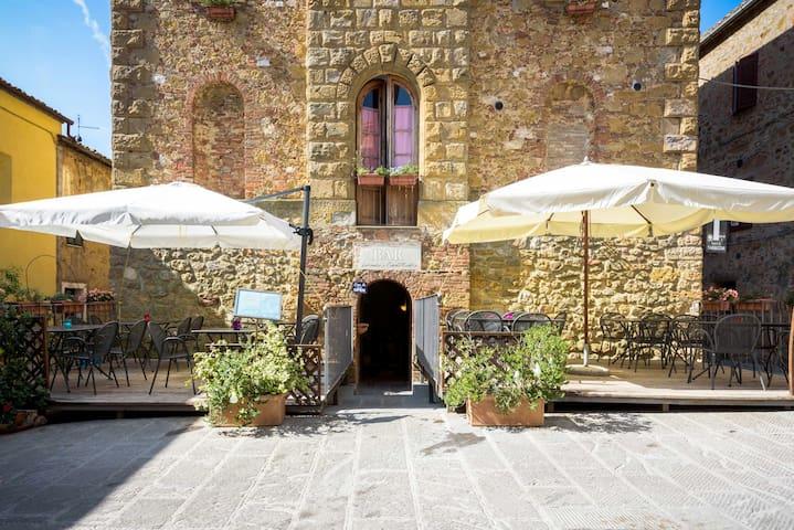 B&B Casalmustia - Jujube room - Castelmuzio - Bed & Breakfast
