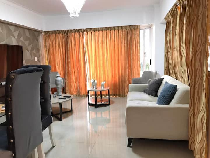 COMFY AND QUIET APARTMENT!!!! NEAR BY US EMBASSY