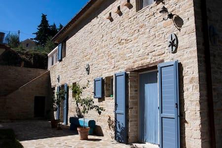 LA Casa del Cinghiale - Serra San Quirico - Σπίτι