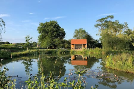 The Pond House
