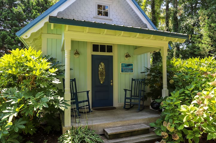Wright GetAway*Featured In CoastalLiving Magazine*