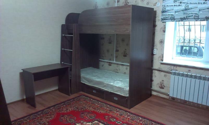 Хостел Gorod1720 - Ust'-Kamenogorsk - Apartment
