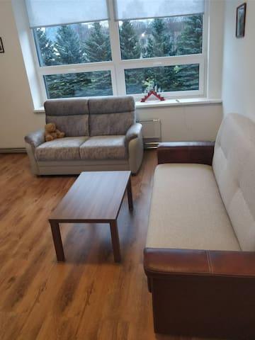 Новая двухкомнатная квартира в Апартотель Виймси