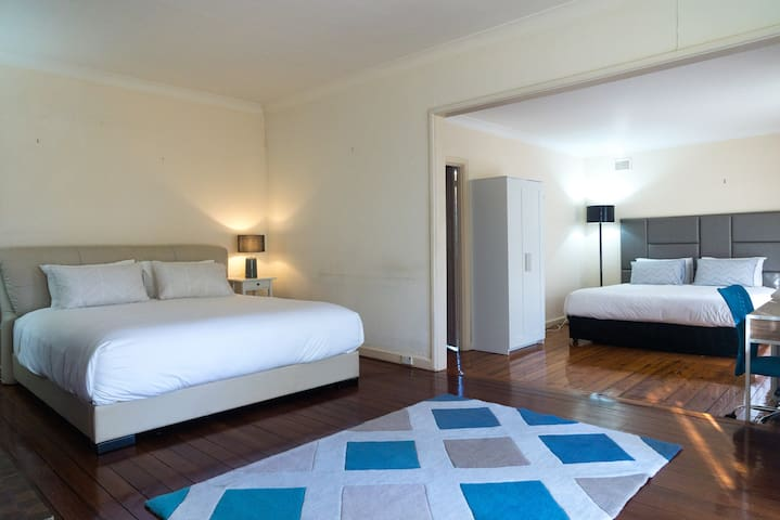 ⭐ Private room - Chatswood Edmund 1