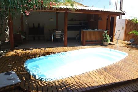 Ótima casa com piscina no Pontal de Coruripe - Coruripe