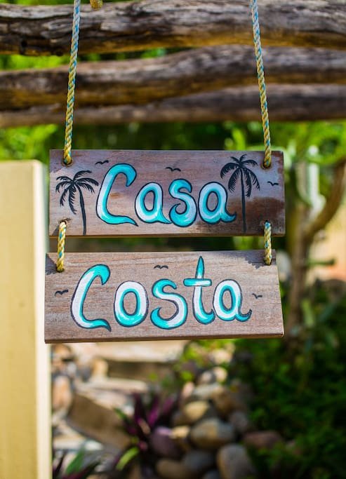 Welcome to Casa Costa