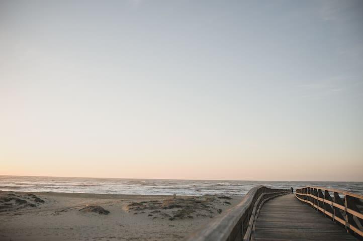 Beach apartment with great views to the sea. - Isla Cristina - Condominio