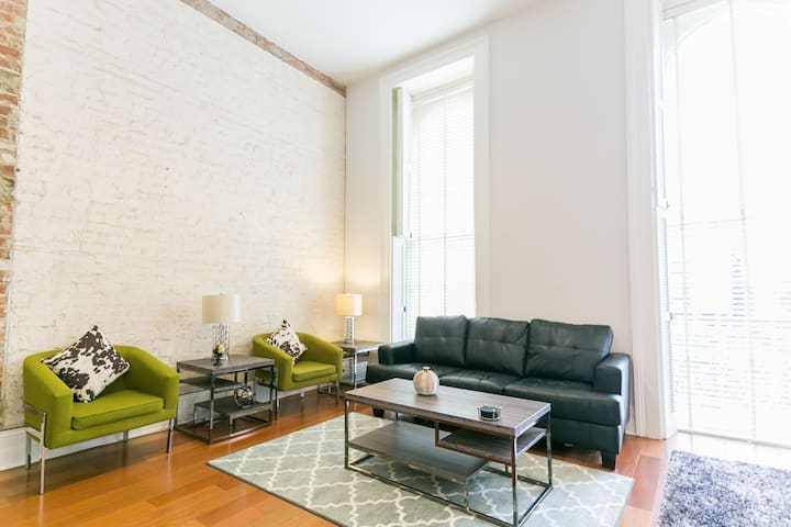 Incredible Spacious 2BR in the Heart of NOLA FR22 - New Orleans - Apartemen