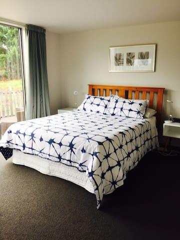 Kelvin view  - Blue Room