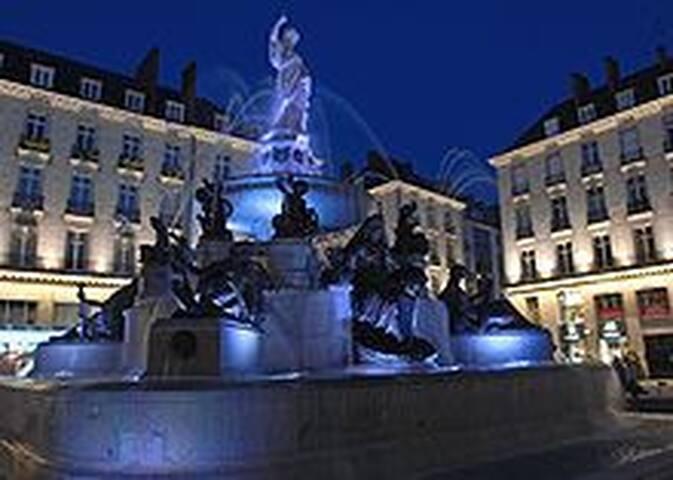 Appart à Nantes