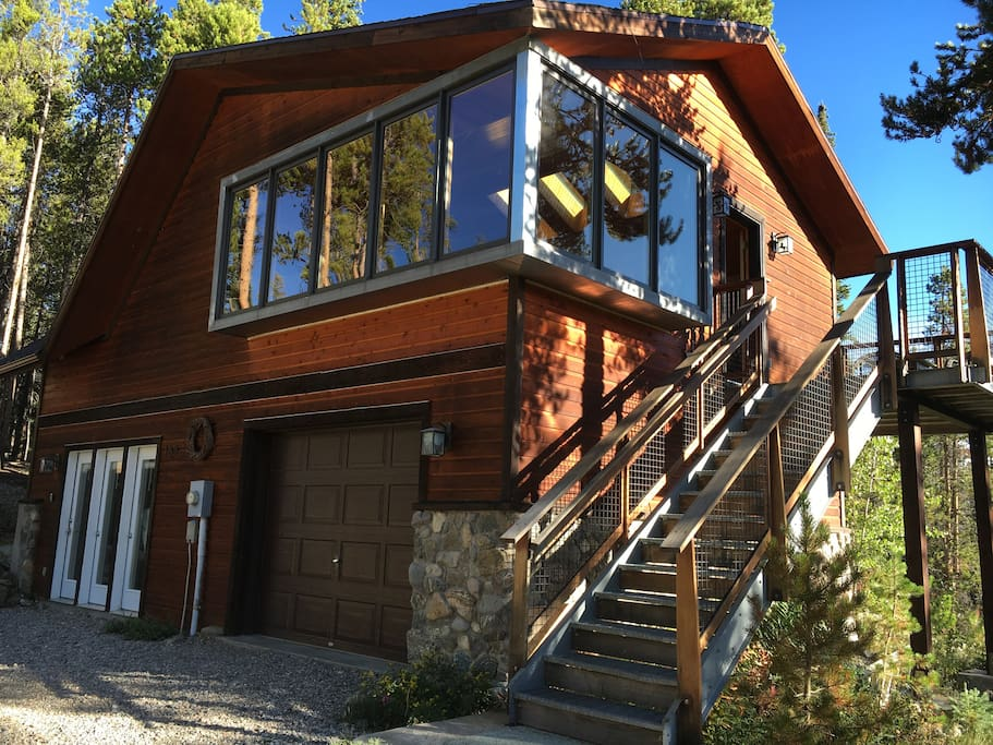 Cabin In The Crown Breckenridge Houses For Rent In