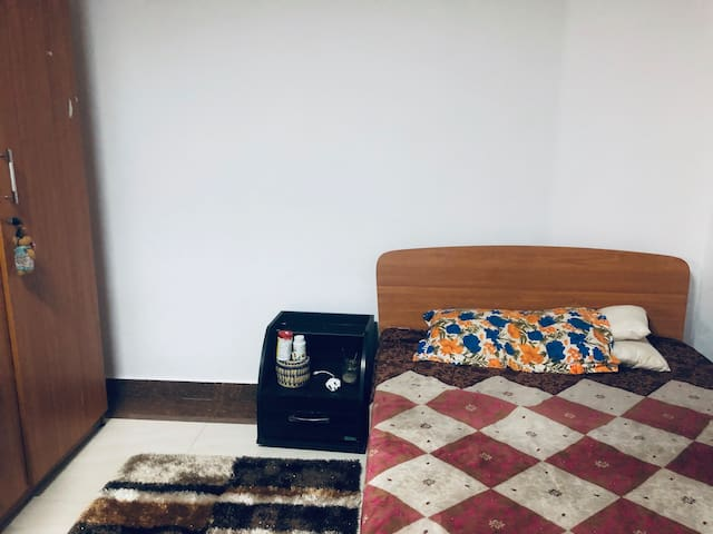 A room with a good environment