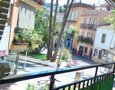 Piso acogedor con terraza en el centro - Almuñécar