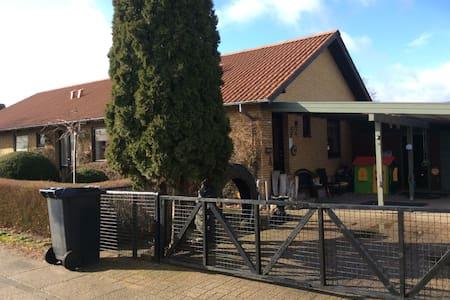 Børnevenligt hus i nærhed af sø/skov udlejes