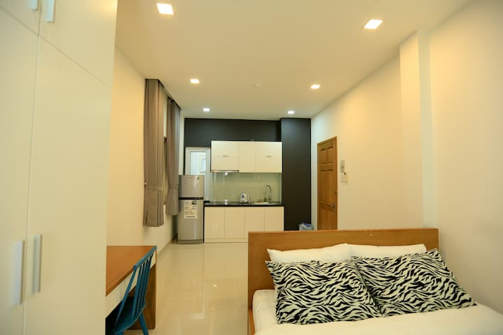 Serviced Apartment Boutique in District 4