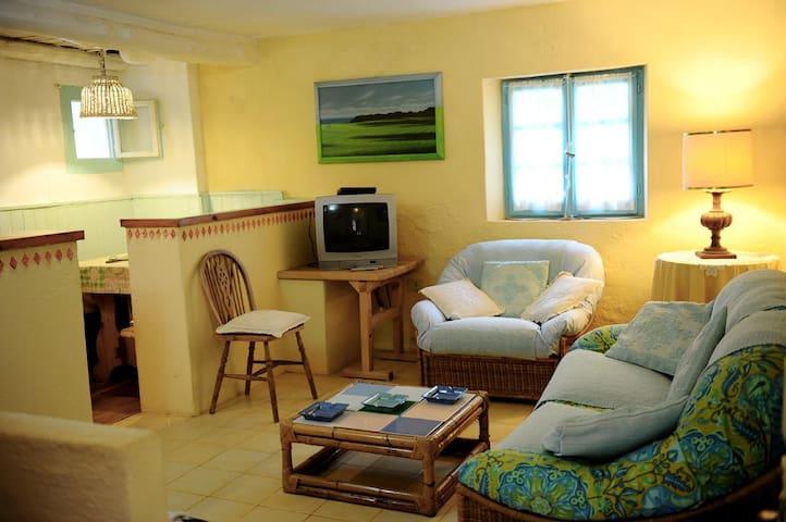 Zona giorno - Sitting room