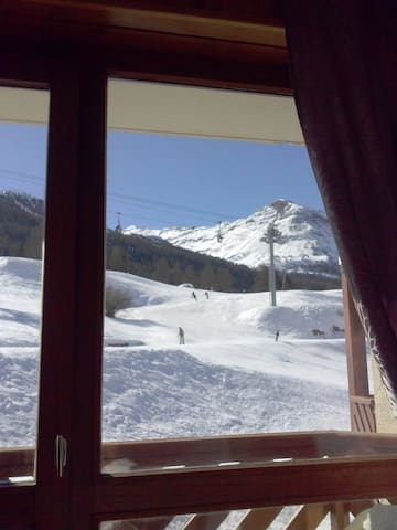 HVC233 : Apartment 4  persons Val Cenis Lanslevillard
