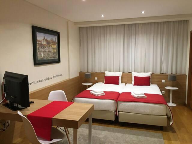 BRA.com Bonfim 001 - Bonfim - Apartment