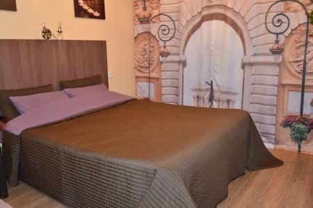 Apartments Bagira on Larina 29