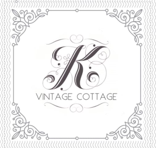 K Vintage Cottage  Full kitchen- 2 Night minimum