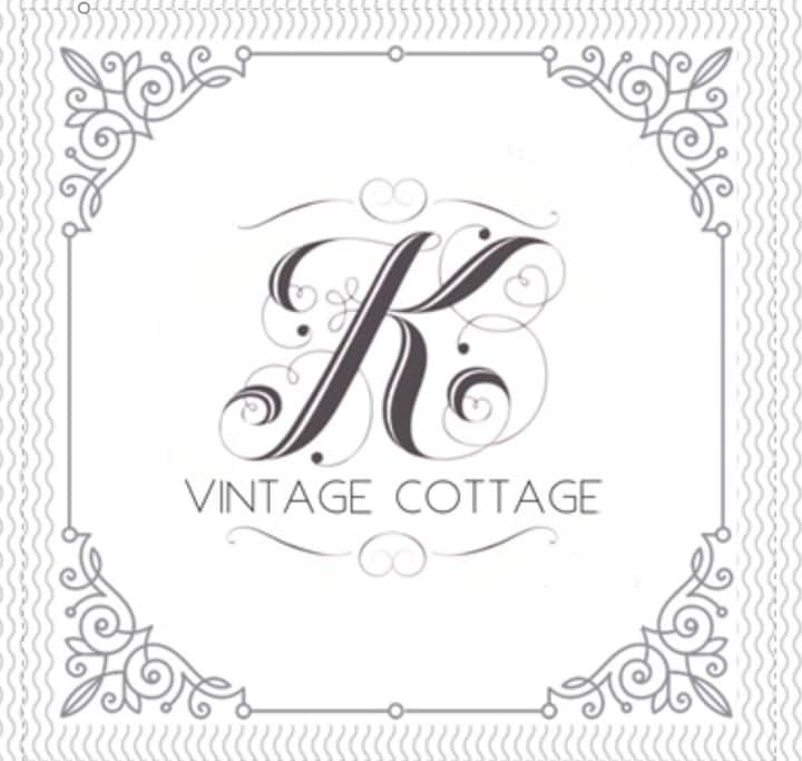 K Vintage Cottage  Full kitchen- 1 Night minimum