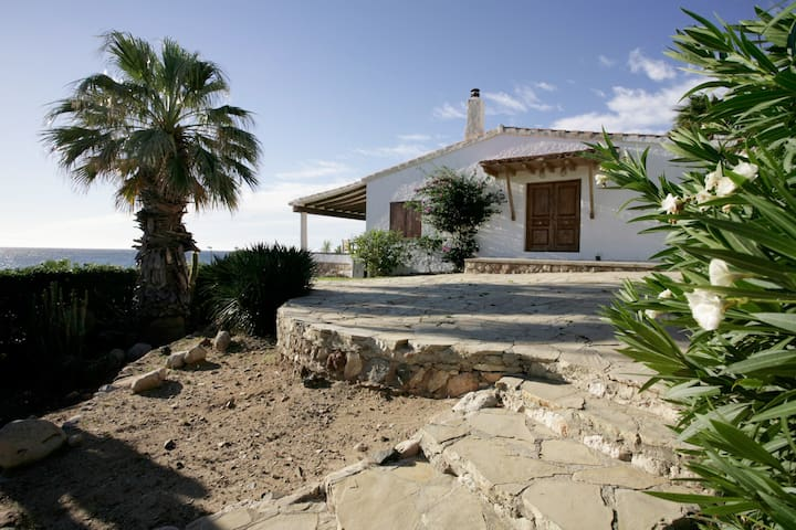 La casa de la playa - L'Hospitalet de l'Infant - Hus