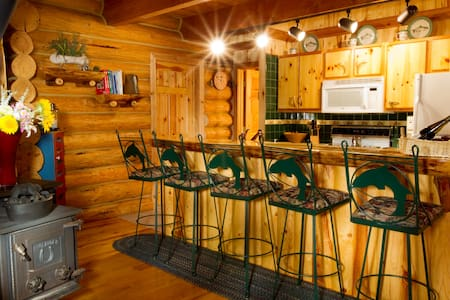 Best in the West Cabin - Essex - Cabaña
