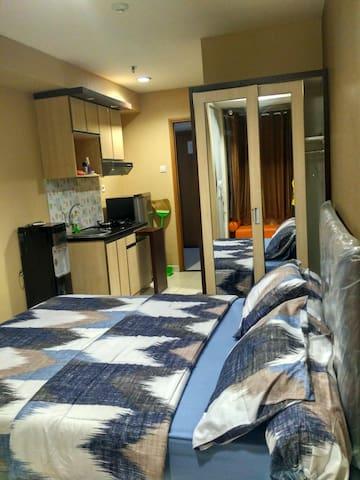 disewakan Apt Cinere Bellevue suites type studio
