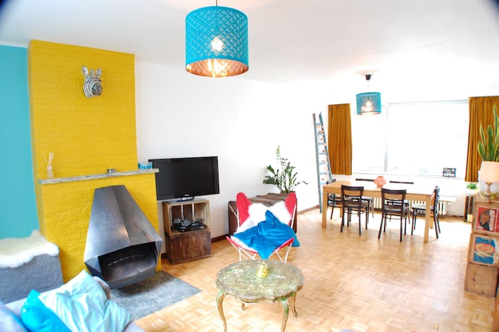 Great spacious house Centre Ghent
