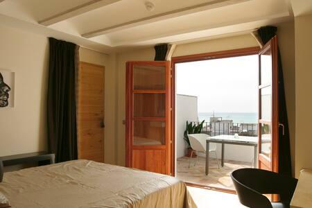 Terraza Mediterráneo en La Serena - Altea - Bed & Breakfast