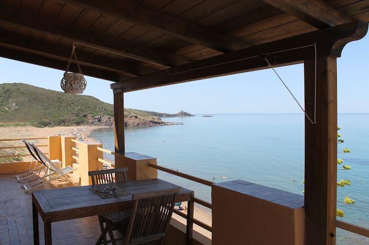 Da Nonno Pippi - Close to the beach with pool-Blue