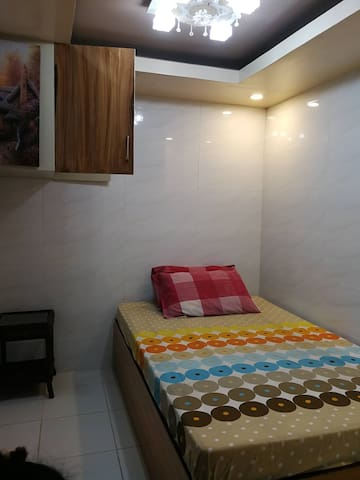 Room for 2-4 pax Experience  Baguio at its finest.