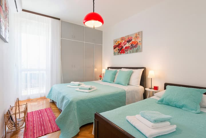 Perfect apartment close to the center, 85m2