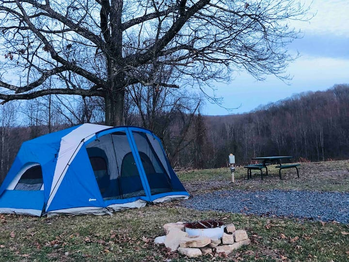 Green Acres Campground just off of Rt19