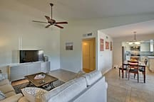 Retreat to this condo after exploring downtown Phoenix.