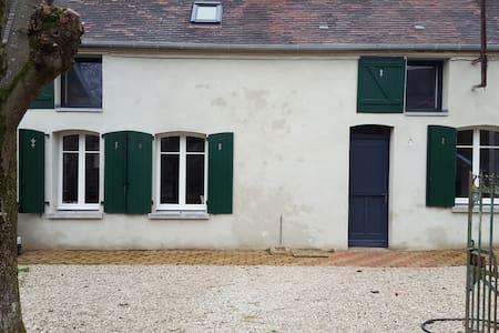 maison de village rénovée de 150m2 - Villemoiron-en-Othe - Hus
