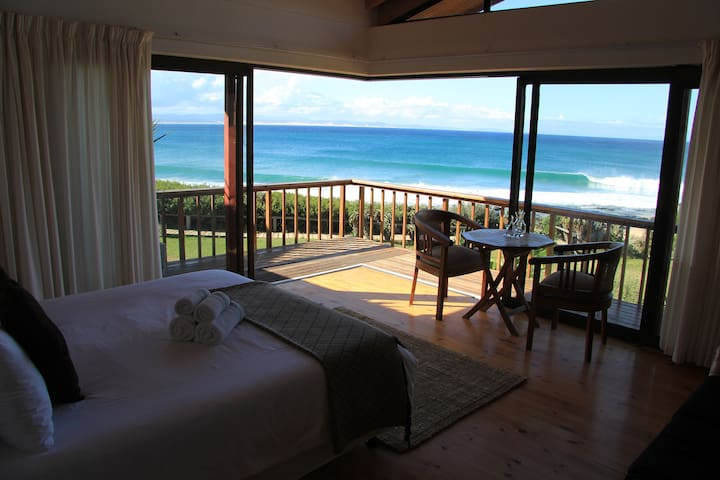 beach front room - Jeffreys Bay - Appartement