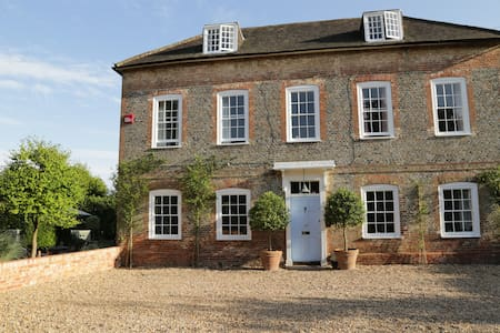 A beautiful Hampshire Farm House - Catherington - Dom