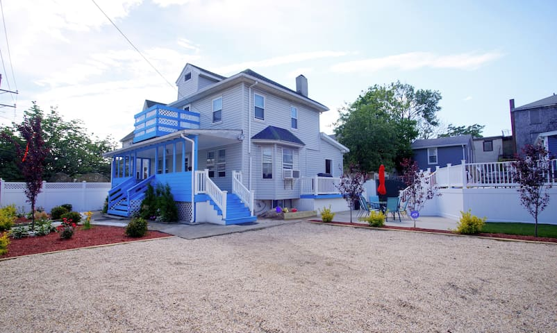 BEAUTIFUL BEACH HOME - Rockaway, NYC, pool, JFK