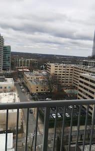 Corner pocket to the city - Atlanta - Leilighet